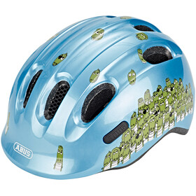 ABUS Smiley 2.0 Helmet blue croco